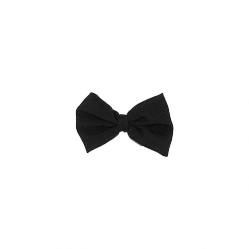 Boys Satin Christening Bowtie