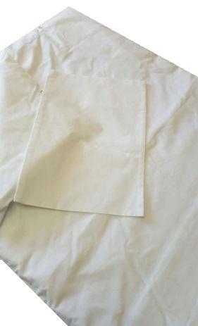 Snuggletime Linen Camp Cot Comforter Set 3 Piece